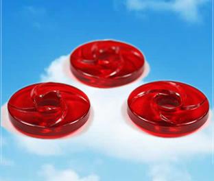 Red Rings of Genesis