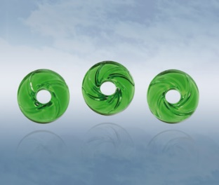 Green Wheels of Genesis